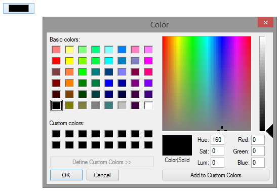 Color Picker Ffx