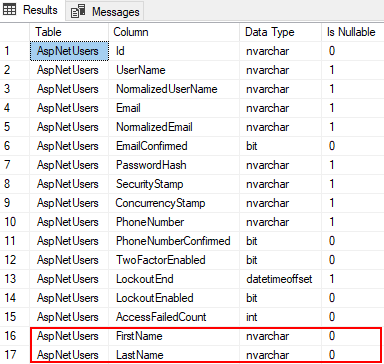 Token based authentication and Identity framework in ASP NET Core